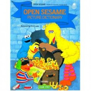 OPEN SESAME PICTURE DICTIONARY